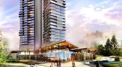 OneTower  Ankara projesi Tabanlıoğlu Mimarlık tarafından tasarlandı!