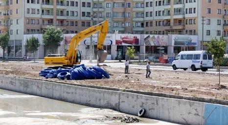Sivas Belediyesi kentsel dönüşüm kapsamında 630 iş yerinin yıkımına başladı!
