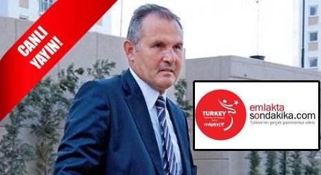 Süleyman Çetinsaya, MIPIM 2013'te konuğumuz oluyor!