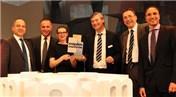 Marmara Park MIPIM'de, En İyi Alışveriş Merkezi kategorisinde Ödül aldı!