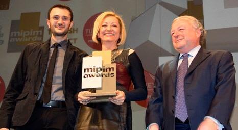 Bosphorus City MIPIM 2013 Fuarı'nda en iyi Türk projesi seçildi!