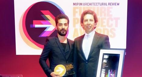 Mar Yapı'nın TRI G projesine MIPIM 2013 Cannes'dan birincilik ödülü!