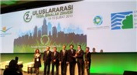 Altensis, kendi merkez binası ile ödül aldı!