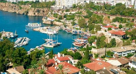 Antalya Muratpaşa'da 38 konut satılıyor!