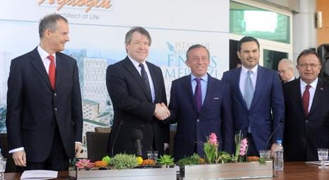 Londra Finans Merkezi, İstanbul Finans Merkezi'ni destekliyor!