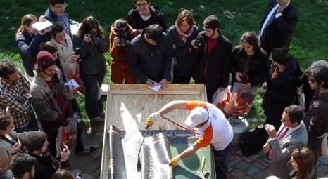 Bilgi Üniversitesi Mimarlık öğrencileri ÇATIDER'den uygulamalı çatı eğitimi aldı!