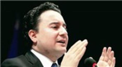 Ali Babacan: Varlık kiralama şirketi çok sağlam hukuki altyapıya sahip!