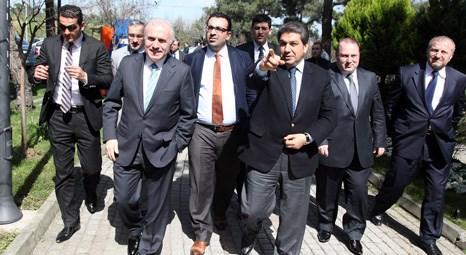 AK Parti İstanbul İl Başkanı Aziz Babuşçu Esenler'de kentsel dönüşümü inceledi!