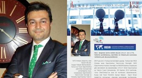 Erbil Gayrimenkul ve Yatırım Fuarı'nda Kerem Bilge konuşacak!