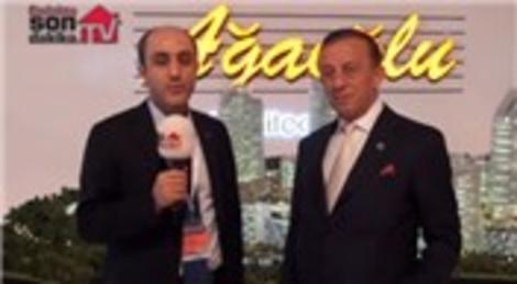 Ali Ağaoğlu MIPIM'de Ali Babacan'a mütekabiliyetin yol haritasını gösterdi!