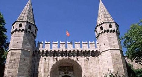 En çok turist çeken tarihi mekan Topkapı Sarayı Müzesi oldu!