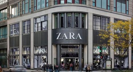 Zara 2013 yılında dünya genelinde 480 yeni mağaza açacak!