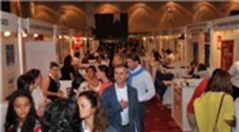 23. IEFT Yurtdışı Eğitim Fuarları'na yoğun bir ilgi var!