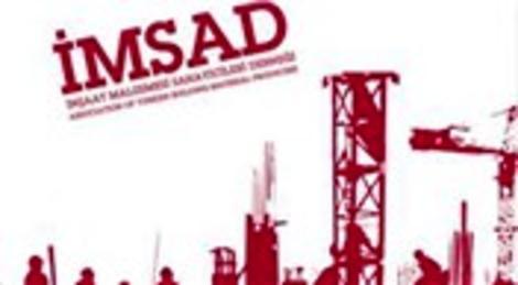 İMSAD, inşaat malzemesi sektöründe ilk kentsel dönüşüm raporunu açıklıyor!