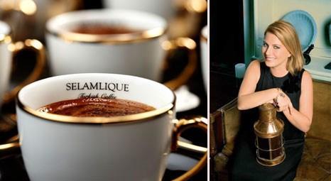 Caroline Koç, Dubai'de Selamlique mağazası açtı!