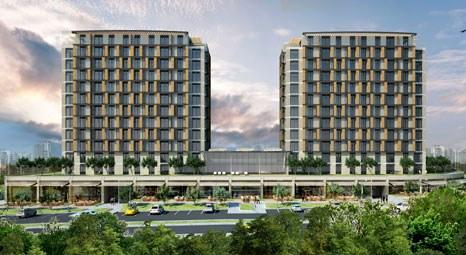 Double Park projesi yeni Maslak, Mahmutbey'de yükseliyor!