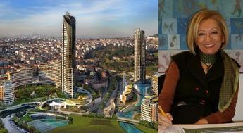Mimar Mehpare Evrenol imzalı Akasya Acıbadem Arkiparc Gayrimenkul Ödülü'nde finale kaldı!