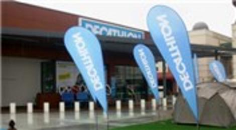 Decathlon Türkiye'deki 5. mağazasını Samsun Piazza AVM'de açıyor!