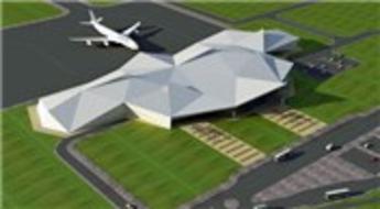 ASPEN İntegra, Kars Havalimanı'nın tavanına kondu!