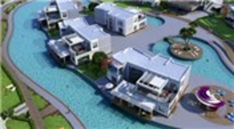 Adabükü Bodrum'da metrekaresi 5 bin 500 Euro'ya villa!