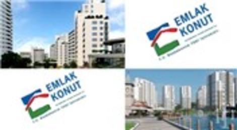 Emlak Konut GYO Spradon Vadi ve Atakent 3'teki bağımsız bölümleri yapımcı firmalara sattı!