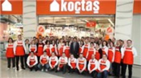Koçtaş Ataşehir Brandium Alışveriş Merkezi'nde mağaza açtı!