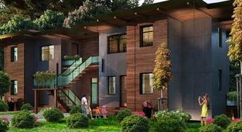 Kids Town Riva'da satılık villa fiyatları 260 bin TL'den başlıyor!