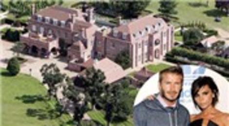 David Beckham, Beckingham Sarayı adı verilen evini 28 milyon TL'ye satışa çıkardı!