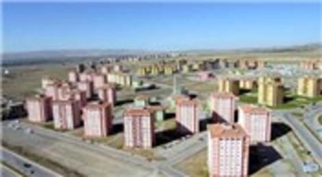 Kayseri'de 64 metrekarelik 464 TOKİ konutunun kura çekilişi yapıldı!