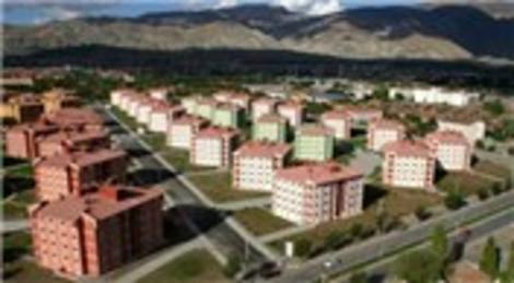 Zonguldak Ereğli TOKİ Evleri'nde 133 bin 626 liraya 3+1!