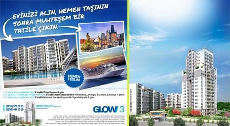 GLOW3'ten konut alanları Baltık Ülkeleri, Prag ve Ege-Adriyatik tatilleri bekliyor!