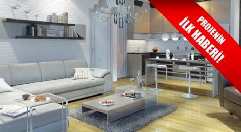 W Roof Kurtköy projesi yakında satışa çıkacak!