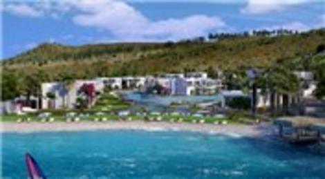 Bodrum Adabükü Villaları'nda metrekaresi 5 bin Euro'ya!