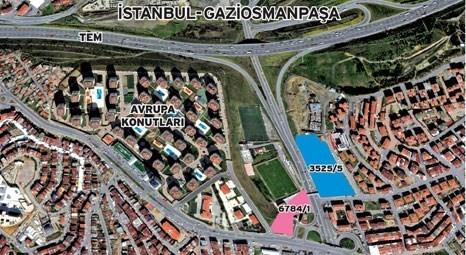 Küçükköy'deki o arsaya Artaş İnşaat talip!