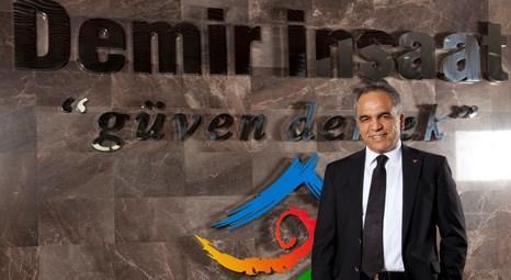 Hamit Demir: Yerli ve yabancı yatırımcı inşaat sektörüne güveniyor!