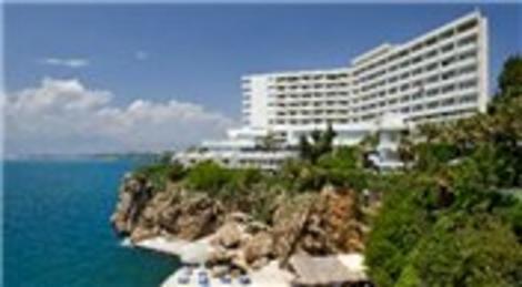 Divan Antalya Talya Oteli'nde faaliyetler durduruldu!