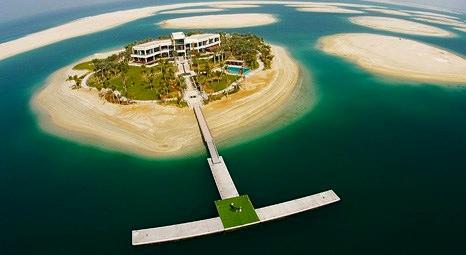 Dubai Şeyhi Muhammed bin Raşit El Maktum, Michael Schumacher'e ada hediye etti!