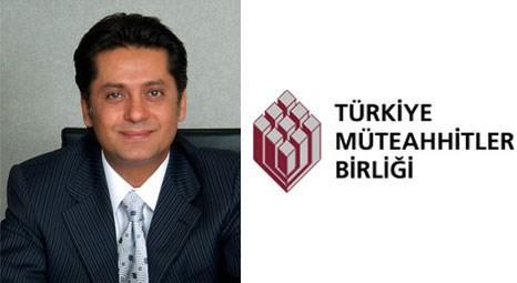 Türkiye Müteahhitler Birliği yeni nesil genel merkez binası yaptıracak!