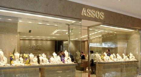 Assos Pırlanta, Brandium AVM'de mağaza açtı!