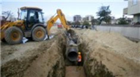 Bursa'da 3 ayda 70 kilometrelik içme suyu hattı döşendi!