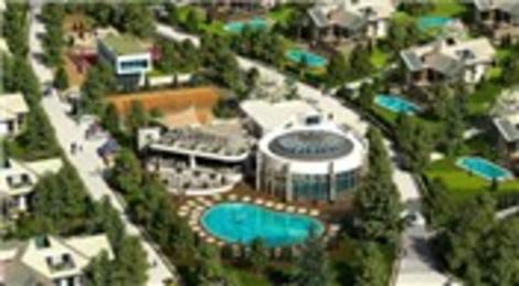 Büyükçekmece Valle Lacus Villaları'nda 1 milyon 500 bin dolar!