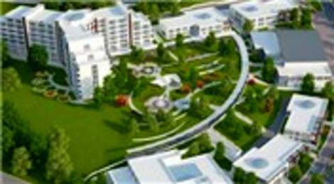 İzmir Büyükşehir Belediyesi Buca'da 65 dönüm üzerine sosyal yaşam merkezi kuruyor!