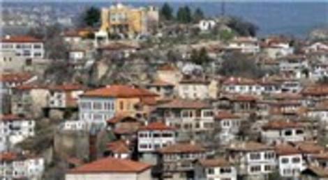 Safranbolu'da 19 tarihi konak restore edilecek!