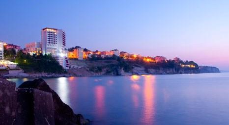 Sky Tower Hotel, Düzce Akçakoca'nın turizminde çekim merkezi oldu!