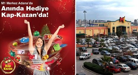 M1 Merkez Adana AVM kap – kazan kampanyası hediye kazandırmaya devam ediyor!