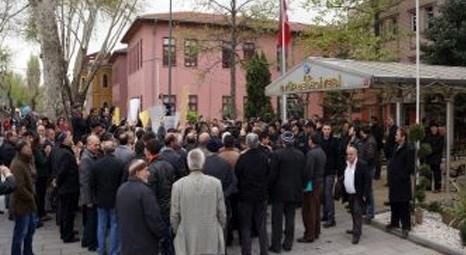Eyüp'te 2B arazilerinin rayiç bedelleri protesto edildi!