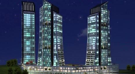 West Gate Residence Ankara daire özellikleri!