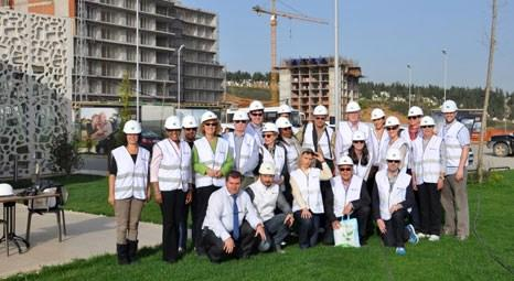 Uluslararası akademisyenler kentsel dönüşümün kitabını yazmak için İstanbul'a geldiler!
