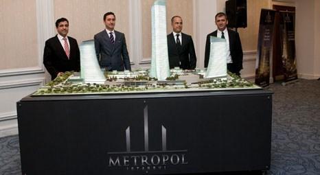 Eren Holding, Metropol İstanbul'dan yaklaşık 150 milyon liraya blok satın aldı!