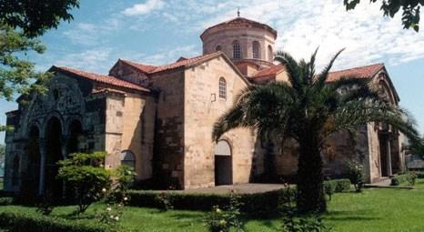 Ayasofya Müzesi'nin çevresi tarihi dokuya uygun hale gelecek!